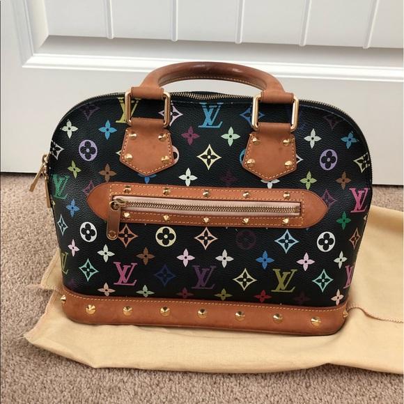 Louis Vuitton Handbags - Louis vuitton multicolor alma